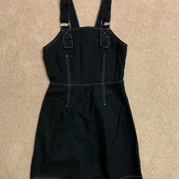 Overalls dress